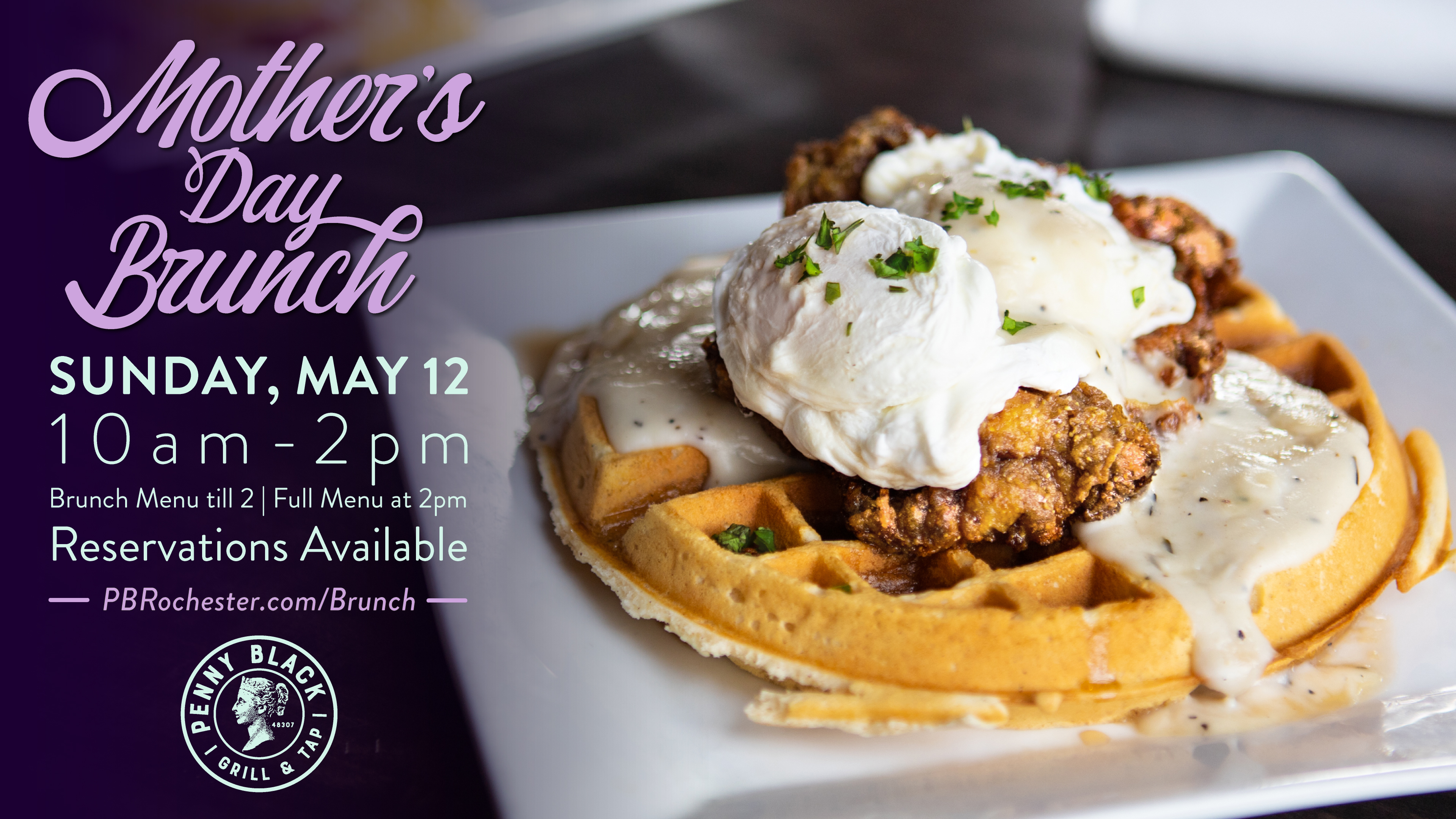 Mothers-Day-Brunch-2019 - Penny Black
